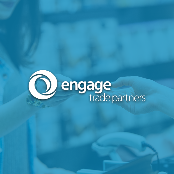 Engage Trade Partners website image of convenience retail transaction